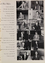 Andrew Jackson High School - Pioneer Yearbook (Cambria Heights, NY) online yearbook collection, 1954 Edition, Page 13