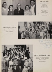 Andrew Jackson High School - Pioneer Yearbook (Cambria Heights, NY) online yearbook collection, 1954 Edition, Page 74 of 108