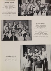 Andrew Jackson High School - Pioneer Yearbook (Cambria Heights, NY) online yearbook collection, 1954 Edition, Page 75