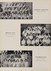 Andrew Jackson High School - Pioneer Yearbook (Cambria Heights, NY) online yearbook collection, 1954 Edition, Page 82