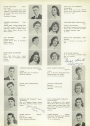 Andrew Jackson High School - Pioneer Yearbook (Cambria Heights, NY) online yearbook collection, 1957 Edition, Page 39