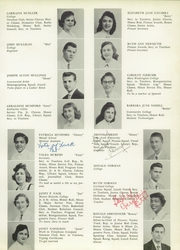 Andrew Jackson High School - Pioneer Yearbook (Cambria Heights, NY) online yearbook collection, 1957 Edition, Page 55