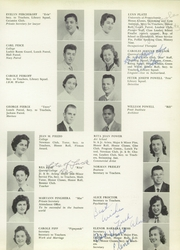 Andrew Jackson High School - Pioneer Yearbook (Cambria Heights, NY) online yearbook collection, 1957 Edition, Page 57