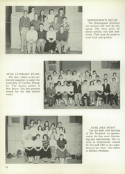 Andrew Jackson High School - Pioneer Yearbook (Cambria Heights, NY) online yearbook collection, 1957 Edition, Page 78 of 104