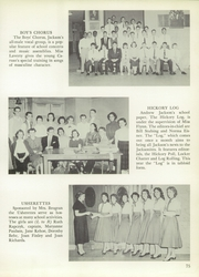 Andrew Jackson High School - Pioneer Yearbook (Cambria Heights, NY) online yearbook collection, 1957 Edition, Page 79
