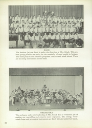 Andrew Jackson High School - Pioneer Yearbook (Cambria Heights, NY) online yearbook collection, 1957 Edition, Page 84 of 104