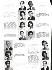 Andrew Jackson High School - Pioneer Yearbook (Cambria Heights, NY) online yearbook collection, 1961 Edition, Page 120