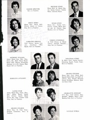 Andrew Jackson High School - Pioneer Yearbook (Cambria Heights, NY) online yearbook collection, 1961 Edition, Page 123 of 146