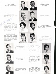 Andrew Jackson High School - Pioneer Yearbook (Cambria Heights, NY) online yearbook collection, 1961 Edition, Page 124