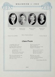 Andrew Lewis High School - Pioneer Yearbook (Salem, VA) online yearbook collection, 1932 Edition, Page 12