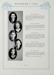 Andrew Lewis High School - Pioneer Yearbook (Salem, VA) online yearbook collection, 1932 Edition, Page 14
