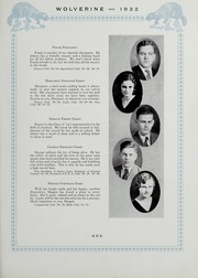 Andrew Lewis High School - Pioneer Yearbook (Salem, VA) online yearbook collection, 1932 Edition, Page 21 of 84