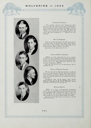 Andrew Lewis High School - Pioneer Yearbook (Salem, VA) online yearbook collection, 1932 Edition, Page 22