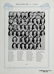 Andrew Lewis High School - Pioneer Yearbook (Salem, VA) online yearbook collection, 1932 Edition, Page 41