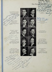 Andrew Lewis High School - Pioneer Yearbook (Salem, VA) online yearbook collection, 1935 Edition, Page 16 of 76
