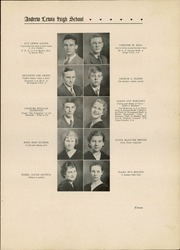Andrew Lewis High School - Pioneer Yearbook (Salem, VA) online yearbook collection, 1936 Edition, Page 15 of 68