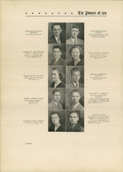 Andrew Lewis High School - Pioneer Yearbook (Salem, VA) online yearbook collection, 1936 Edition, Page 16