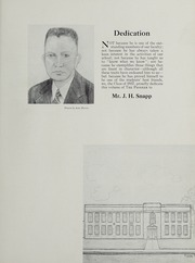 Andrew Lewis High School - Pioneer Yearbook (Salem, VA) online yearbook collection, 1937 Edition, Page 11