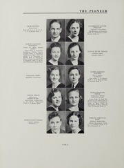 Andrew Lewis High School - Pioneer Yearbook (Salem, VA) online yearbook collection, 1937 Edition, Page 30