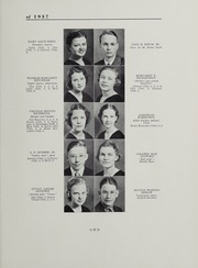 Andrew Lewis High School - Pioneer Yearbook (Salem, VA) online yearbook collection, 1937 Edition, Page 31 of 92
