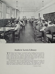 Andrew Lewis High School - Pioneer Yearbook (Salem, VA) online yearbook collection, 1937 Edition, Page 9