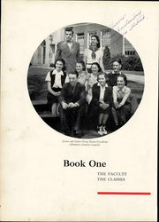 Page 10, 1938 Edition, Andrew Lewis High School - Pioneer Yearbook (Salem, VA) online yearbook collection