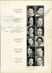 Page 15, 1938 Edition, Andrew Lewis High School - Pioneer Yearbook (Salem, VA) online yearbook collection