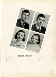 Page 17, 1938 Edition, Andrew Lewis High School - Pioneer Yearbook (Salem, VA) online yearbook collection