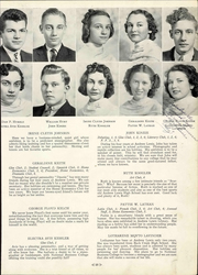 Andrew Lewis High School - Pioneer Yearbook (Salem, VA) online yearbook collection, 1938 Edition, Page 27