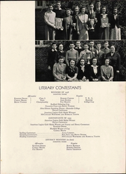 Andrew Lewis High School - Pioneer Yearbook (Salem, VA) online yearbook collection, 1939 Edition, Page 71