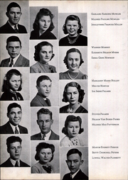 Andrew Lewis High School - Pioneer Yearbook (Salem, VA) online yearbook collection, 1940 Edition, Page 36 of 120