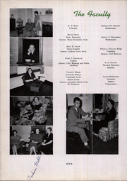 Andrew Lewis High School - Pioneer Yearbook (Salem, VA) online yearbook collection, 1941 Edition, Page 20 of 128