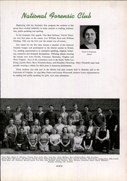 Andrew Lewis High School - Pioneer Yearbook (Salem, VA) online yearbook collection, 1941 Edition, Page 37