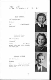 Andrew Lewis High School - Pioneer Yearbook (Salem, VA) online yearbook collection, 1942 Edition, Page 47