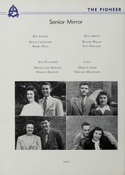 Andrew Lewis High School - Pioneer Yearbook (Salem, VA) online yearbook collection, 1945 Edition, Page 24