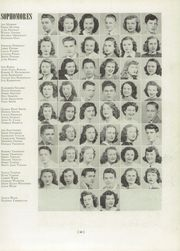 Andrew Lewis High School - Pioneer Yearbook (Salem, VA) online yearbook collection, 1948 Edition, Page 51 of 144