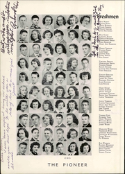 Andrew Lewis High School - Pioneer Yearbook (Salem, VA) online yearbook collection, 1949 Edition, Page 64
