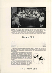 Andrew Lewis High School - Pioneer Yearbook (Salem, VA) online yearbook collection, 1949 Edition, Page 98