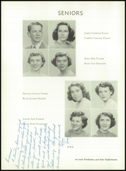 Andrew Lewis High School - Pioneer Yearbook (Salem, VA) online yearbook collection, 1950 Edition, Page 30 of 176