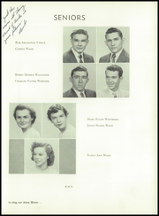Andrew Lewis High School - Pioneer Yearbook (Salem, VA) online yearbook collection, 1950 Edition, Page 45 of 176