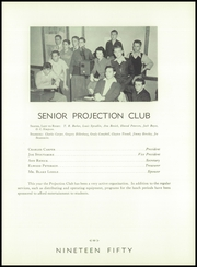 Andrew Lewis High School - Pioneer Yearbook (Salem, VA) online yearbook collection, 1950 Edition, Page 93 of 176