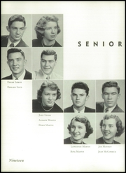Andrew Lewis High School - Pioneer Yearbook (Salem, VA) online yearbook collection, 1951 Edition, Page 38