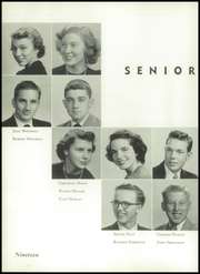 Andrew Lewis High School - Pioneer Yearbook (Salem, VA) online yearbook collection, 1951 Edition, Page 40