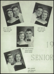 Andrew Lewis High School - Pioneer Yearbook (Salem, VA) online yearbook collection, 1951 Edition, Page 48