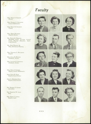 Andrew Lewis High School - Pioneer Yearbook (Salem, VA) online yearbook collection, 1952 Edition, Page 17