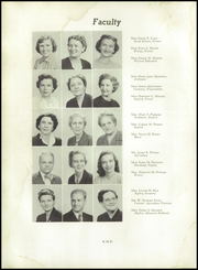 Andrew Lewis High School - Pioneer Yearbook (Salem, VA) online yearbook collection, 1952 Edition, Page 18 of 200