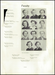 Andrew Lewis High School - Pioneer Yearbook (Salem, VA) online yearbook collection, 1952 Edition, Page 19