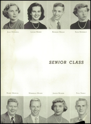 Andrew Lewis High School - Pioneer Yearbook (Salem, VA) online yearbook collection, 1952 Edition, Page 38