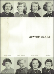 Andrew Lewis High School - Pioneer Yearbook (Salem, VA) online yearbook collection, 1952 Edition, Page 40