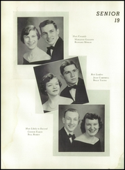 Andrew Lewis High School - Pioneer Yearbook (Salem, VA) online yearbook collection, 1952 Edition, Page 48 of 200